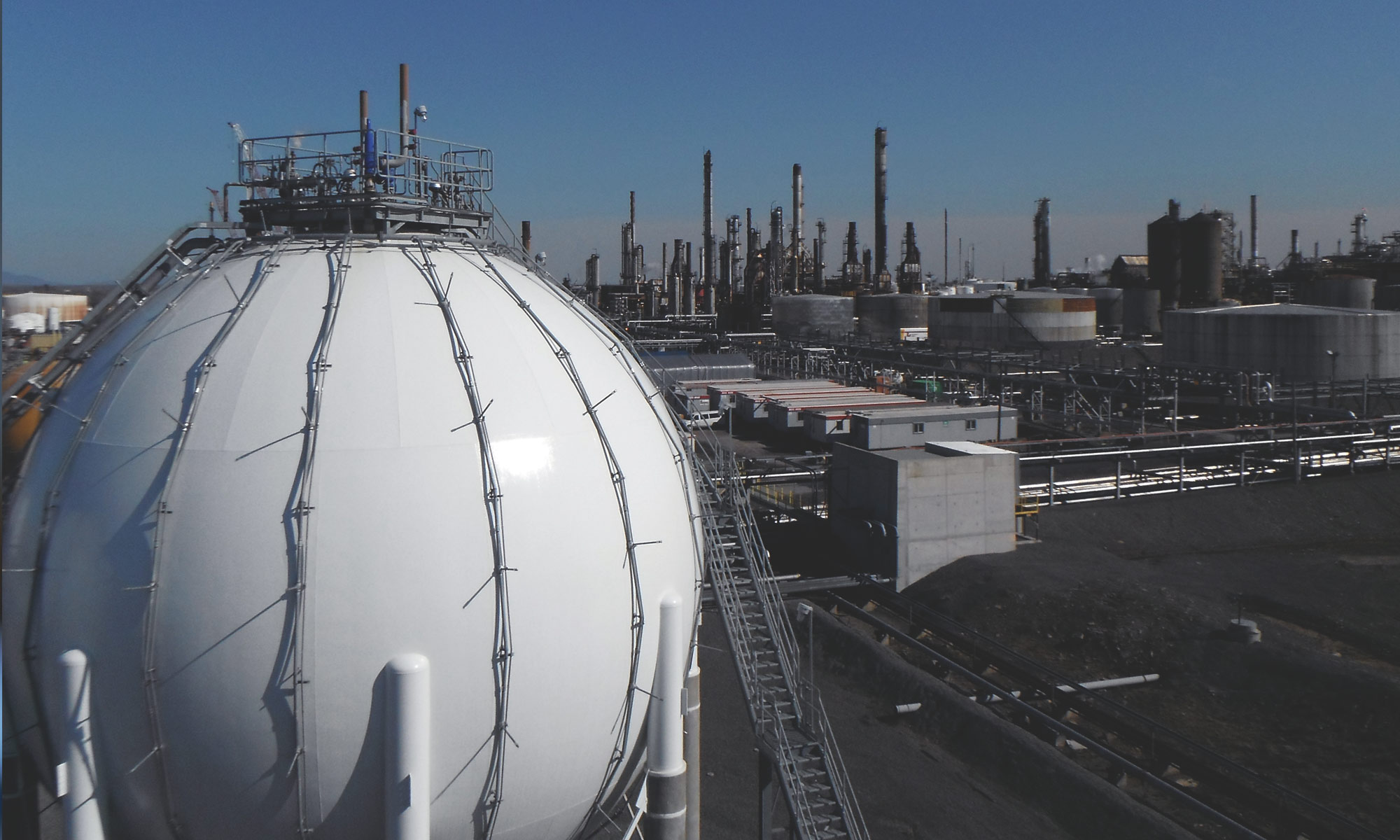Refinery/Petrochemical Inspection | Non-Destructive Testing | Nucleom