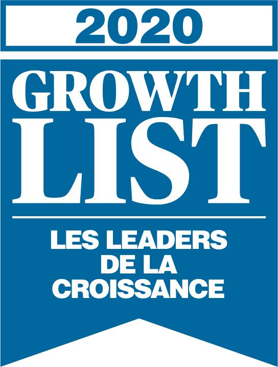 leaders de la croissance canadienne